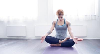 Yoga stresshantering