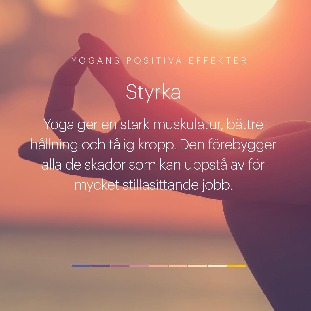 Yogashala_yogans positiva effekter