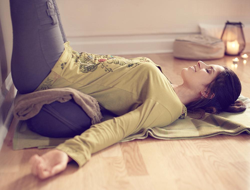 Restorative Yoga Fördelar