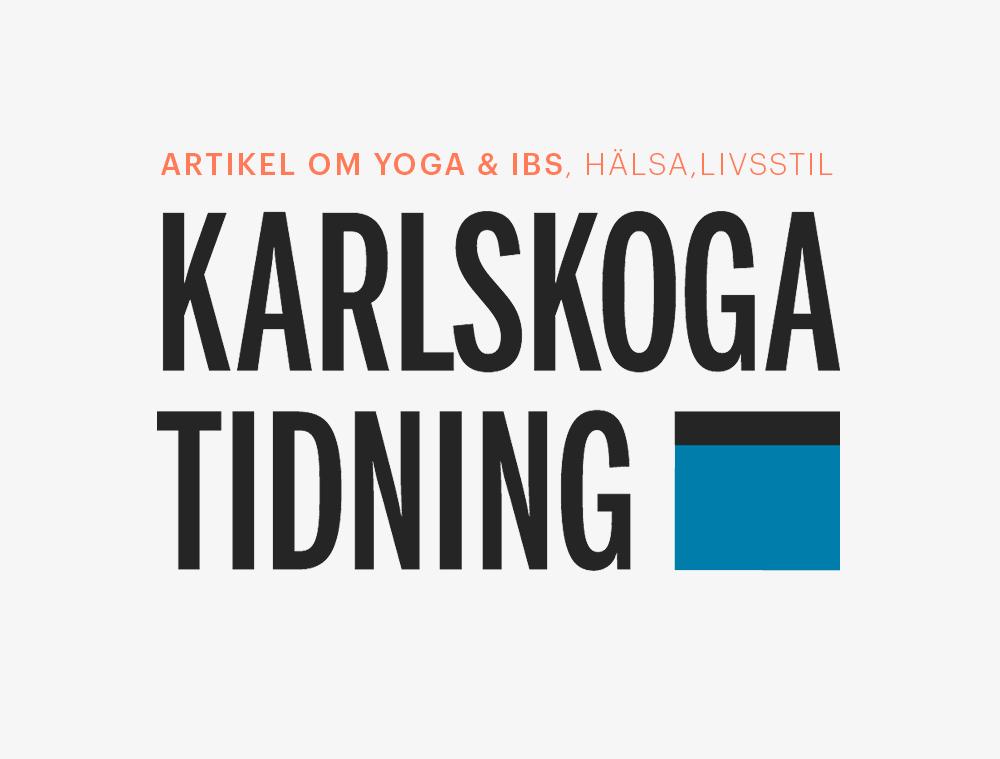 larlskoga-tidning-artikel-yoga-ibs 27 juni 2019