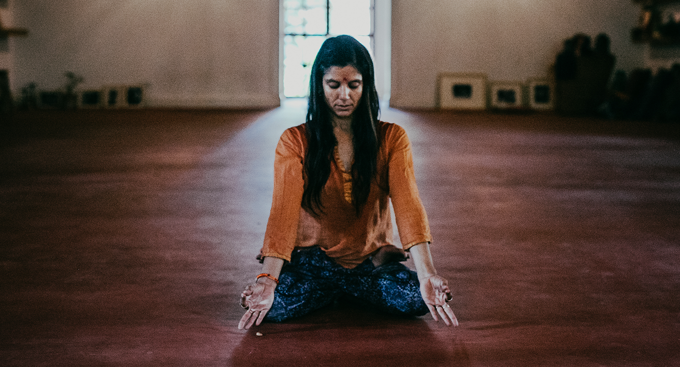 Sharmila Desai Workshop Yogashala Stockholm