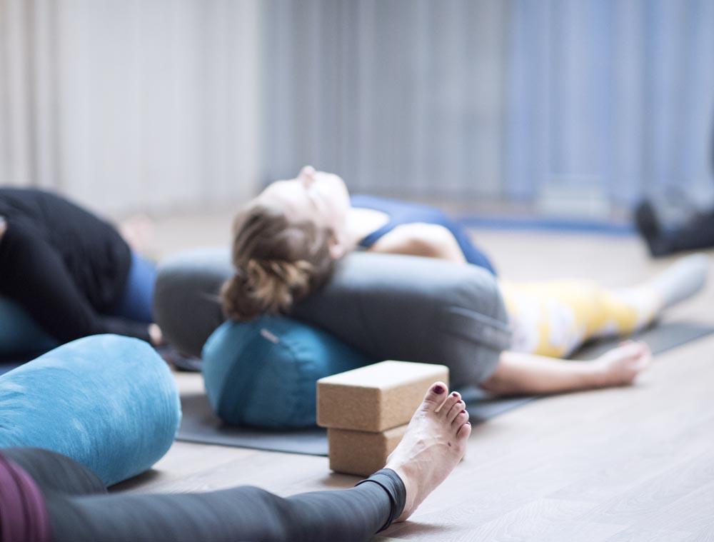 Yogashala_Yinyoga med inslag av mindfulness