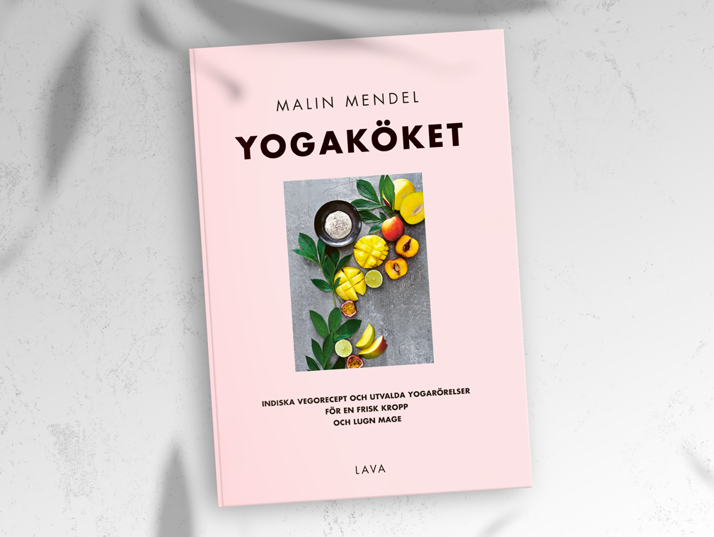 Yogaköket – indiska recept för en frisk kropp och lugn mage